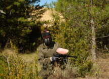 Paintball en el Alto Tajo
